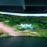 不闪式3D-LED立体显示系统