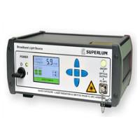 俄罗斯Superlum M-S系列台式宽带光源