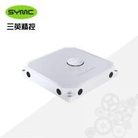 NS-XY400Z100-01 超大行程XYZ三维纳米定位台