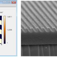 衍射光栅设计与加工承接